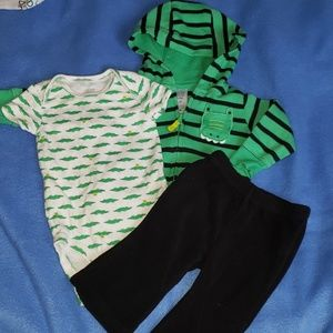 4/$24 - Carter's Baby Clothes